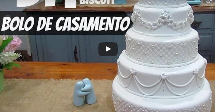 Bolo Falso para Festas de Casamentos